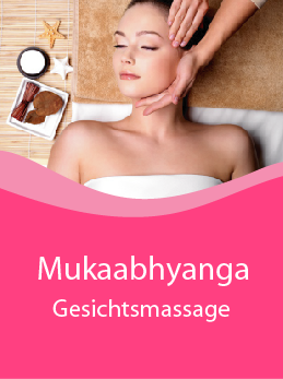 Gesichtsmassage Mukaabhyanga Gesichtsbehandlung Kieferverspannung