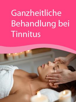 Massage bei Tinnitus